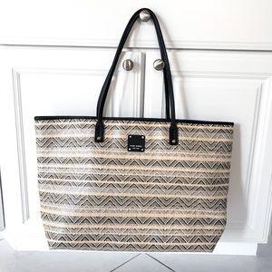 [Henri Bendel] XL Straw Beach Bag